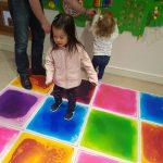 Imaginosity - Colourful steps