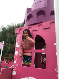 ABC Dad Legoland Cara Castle