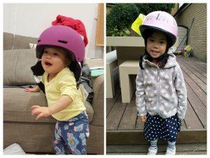 ABC Dad Cara Helmet Head