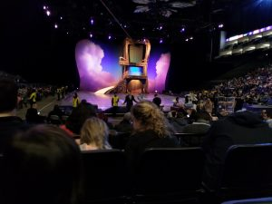 ABC Dad Disney on Ice Start