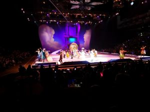 ABC Dad Disney on Ice End