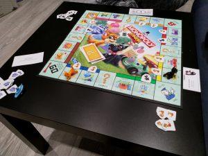 ABC Dad Monopoly Junior I went bankrupt