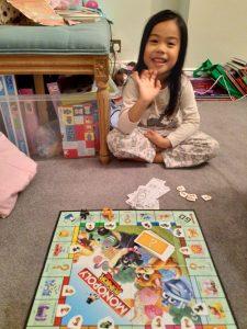 ABC Dad Monopoly Junior Cara Winner