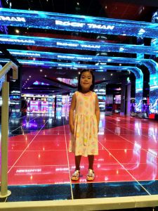 Cineworld O2 Cara