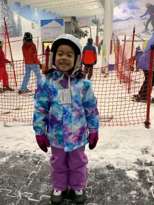 ABC Dad The Snow Centre ski2