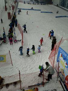 ABC Dad The Snow Centre ski