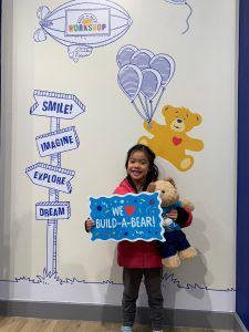 ABC Dad Cara at Icon Outlet Build a Bear