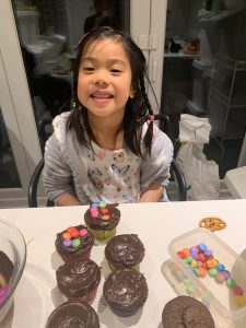 ABC Dad Cara baking 2