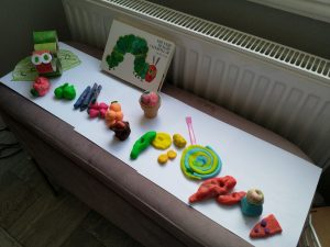 ABC Dad Hungry Caterpillar