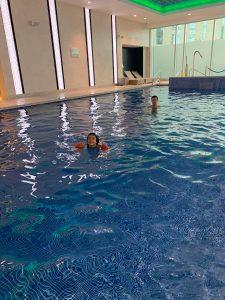 InterContinental Hotel O2 Pool