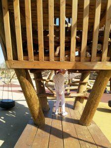 Kidbrooke Village Playground Climbing