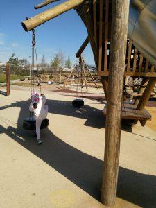 Kidbrooke Village Playground Tyre