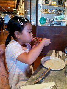 Eataly London Cara Pizza