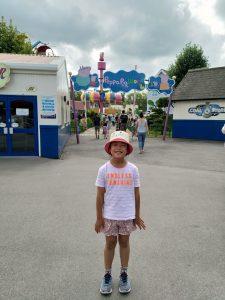 Summer Holidays Peppa Pig World