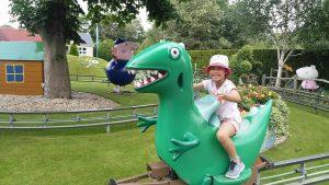 George's Dinosaur Adventure
