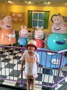 Summer Holidays Peppa Pig World Peppas House