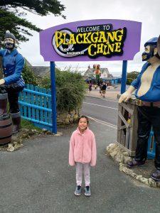 Isle of Wight Blackgang Chine