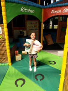 Barn soft play