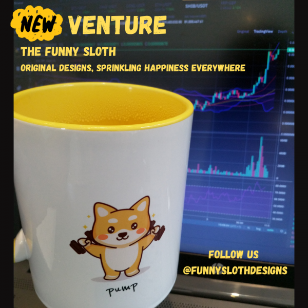 The Funny Sloth new venture