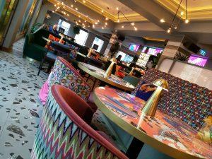 NYX Hotel bar