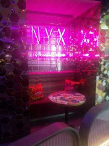 NYX Hotel entry
