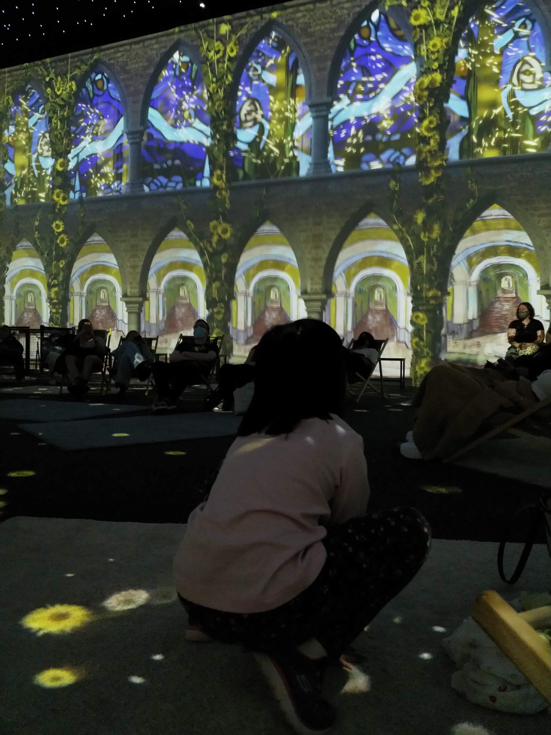 Van Gogh Experience Room